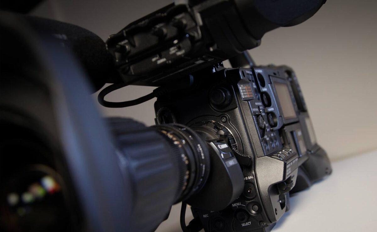 TV-Schulterkamera