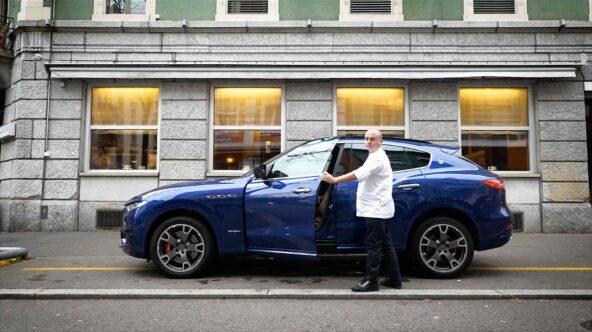 Videoproduktion Maserati